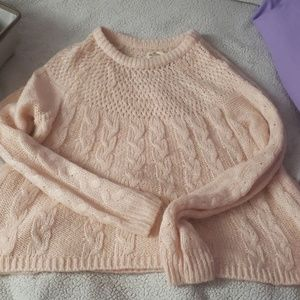 Hollister NWOT Babydoll Sweater (M)